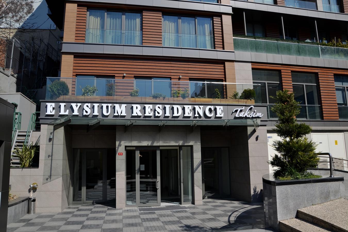 Taksim Hotel in Istanbul  The Elysium Istanbul Hotel
